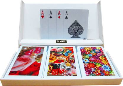 An Overview Of The Various 100% Plastic Playing Cards